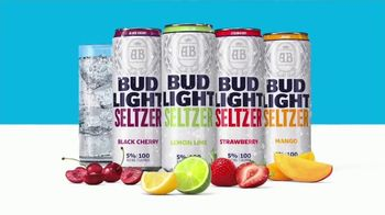 Bud Light Seltzer TV Spot, 'Questions'