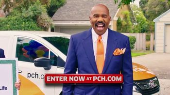Publishers Clearing House TV Spot, '$7,000 a Week: Real Money' Featuring Steve Harvey - Thumbnail 1