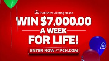 Publishers Clearing House TV Spot, '$7,000 a Week: Real Money' Featuring Steve Harvey - Thumbnail 8