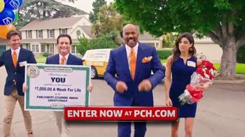Publishers Clearing House TV Spot, '$7,000 a Week: Real Money' Featuring Steve Harvey - Thumbnail 3
