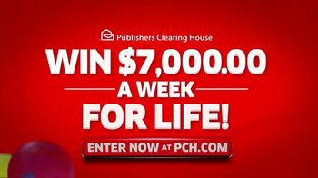 Publishers Clearing House TV Spot, '$7,000 a Week: Real Money' Featuring Steve Harvey - Thumbnail 5