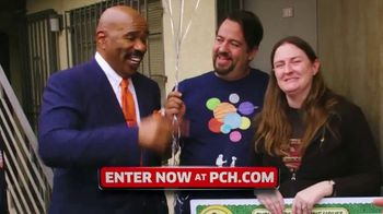 Publishers Clearing House TV Spot, '$7,000 a Week: Real Money' Featuring Steve Harvey - Thumbnail 7