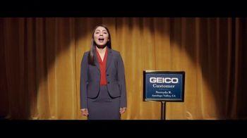 GEICO TV Spot, 'Perfect High Five' - Thumbnail 1