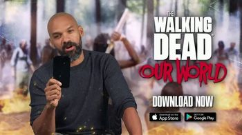 The Walking Dead: Our World TV Spot, 'Can't Get Enough' - Thumbnail 10