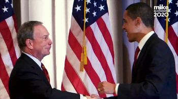 Mike Bloomberg 2020 TV Spot, 'Negative Attacks'