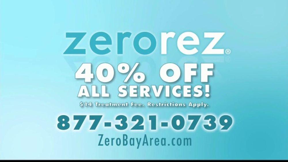 Zerorez Tv Commercial Boot Machine 40 Percent Off
