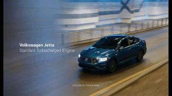 Volkswagen Presidents Day Deals TV Spot, 'Standard Turbocharged Engine' [T2] - Thumbnail 5