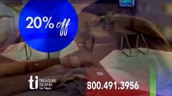 Treasure Island Hotel & Casino TV Spot, 'Your Deal:$99 per Night'