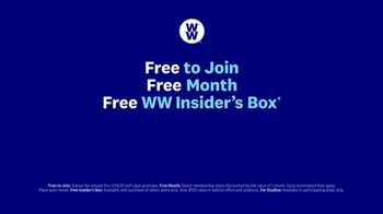 myWW TV Spot, 'Tamela: Triple Play: Insider's Box' Song by Spencer Ludwig - Thumbnail 10