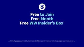 myWW TV Spot, 'Member Success: Triple Play: Insider's Box' - Thumbnail 10
