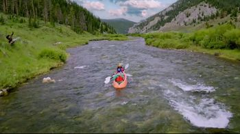 Montana Office of Tourism TV Spot, 'Outdoor Activities and Direct Flights' Song by Old Man Canyon - Thumbnail 3