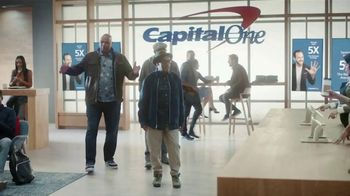 Capital One TV Spot, 'Coach K' Featuring Samuel L. Jackson, Spike Lee, Charles Barkley - Thumbnail 1