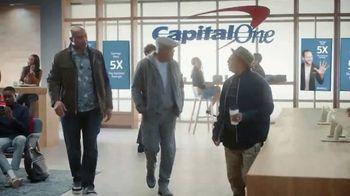 Capital One TV Spot, 'Coach K' Featuring Samuel L. Jackson, Spike Lee, Charles Barkley - Thumbnail 2