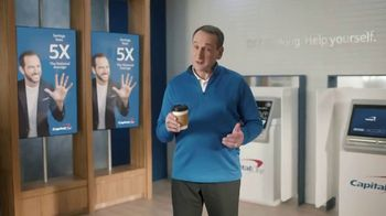 Capital One TV Spot, 'Coach K' Featuring Samuel L. Jackson, Spike Lee, Charles Barkley