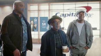 Capital One TV Spot, 'Coach K' Featuring Samuel L. Jackson, Spike Lee, Charles Barkley - Thumbnail 6