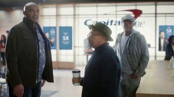 Capital One TV Spot, 'Coach K' Featuring Samuel L. Jackson, Spike Lee, Charles Barkley - Thumbnail 9