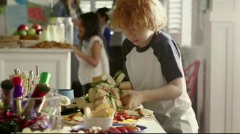 Navy Federal Credit Union More Rewards American Express Card TV Spot, 'Feeding an Army'