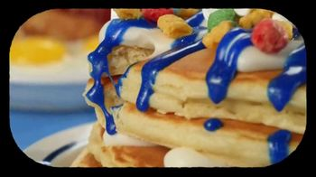 IHOP Cereal Pancakes TV Spot, 'Next Slide' - Thumbnail 5