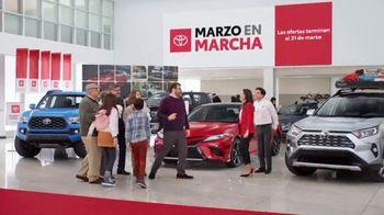 Toyota Marzo en Marcha TV Spot, 'Un momento' [Spanish] [T1] - Thumbnail 3