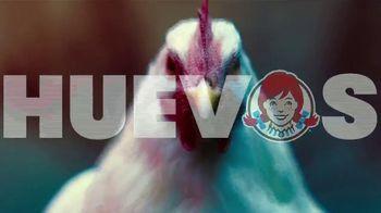 Wendy's Breakfast Sandwiches TV Spot, 'Who Has Huevos?' [Spanish] - Thumbnail 2