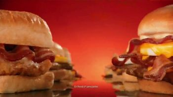 Wendy's Breakfast Sandwiches TV Spot, 'Who Has Huevos?' [Spanish] - Thumbnail 6
