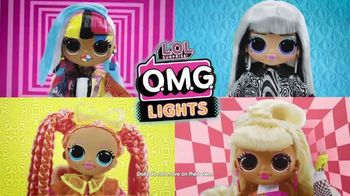 L.O.L. Surprise! OMG Lights TV Spot, 'World of Lights'