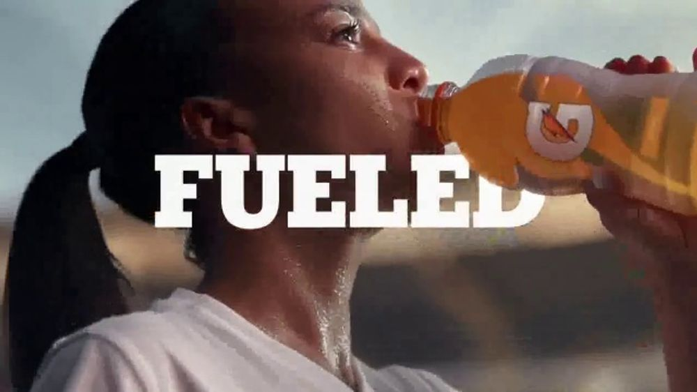 Gatorade TV Commercial, 'Fueled by the Best' Song by Vince Staples