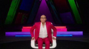 MasterClass TV Spot, 'RuPaul Teaches Self-Expression and Authenticity' - 163 commercial airings