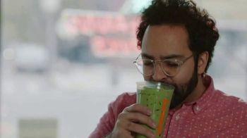 Dunkin' Matcha Lattes TV Spot, 'Dry Cleaner' - Thumbnail 1