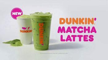 Dunkin' Matcha Lattes TV Spot, 'Dry Cleaner' - Thumbnail 10