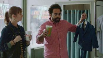 Dunkin' Matcha Lattes TV Spot, 'Dry Cleaner' - Thumbnail 4