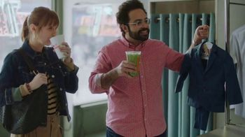 Dunkin' Matcha Lattes TV Spot, 'Dry Cleaner' - Thumbnail 8