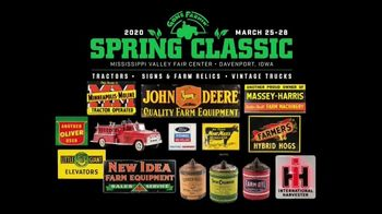 Mecum Gone Farmin' 2020 Spring Classic TV Spot, 'History' - Thumbnail 1