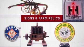 Mecum Gone Farmin' 2020 Spring Classic TV Spot, 'History' - Thumbnail 2