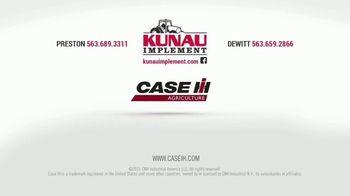 Kunau Implement TV Spot, 'Productivity' - Thumbnail 8