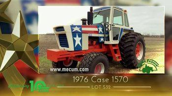 Mecum Gone Farmin' 2020 Spring Classic TV Spot, 'Tractors & Trucks' - Thumbnail 3