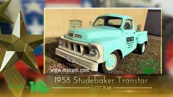 Mecum Gone Farmin' 2020 Spring Classic TV Spot, 'Tractors & Trucks' - Thumbnail 7