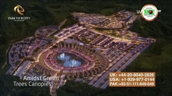 Park View City Islamabad TV Spot, 'Heaven On Earth' - Thumbnail 8
