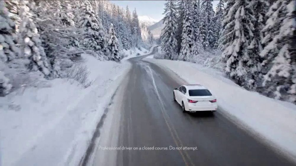 Lexus TV Commercial, 'Snow Play' Song by Denny Wright [T2]
