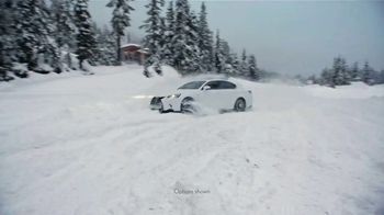 Lexus TV Spot, 'Snow Play' Song by Denny Wright [T2] - Thumbnail 1