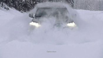 Lexus TV Spot, 'Snow Play' Song by Denny Wright [T2] - Thumbnail 2