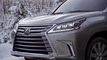 Lexus TV Spot, 'Snow Play' Song by Denny Wright [T2] - Thumbnail 5