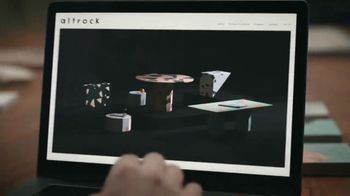 Squarespace TV Spot, 'Make It Real: Altrock' - Thumbnail 8