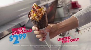 Sonic Drive-In Reese's Overload TV Spot, 'Swirled' - Thumbnail 9