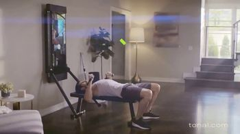 Tonal TV Spot, 'Advanced Home Gym: 90 Day Trial'