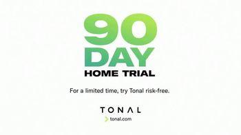 Tonal TV Spot, 'Advanced Home Gym: 90 Day Trial' - Thumbnail 9