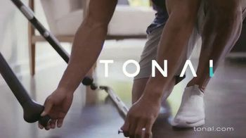 Tonal TV Spot, 'Advanced Home Gym: 90 Day Trial' - Thumbnail 1