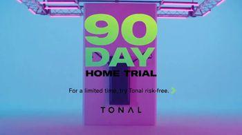 Tonal TV Spot, 'Advanced Home Gym: 90 Day Trial' - Thumbnail 8