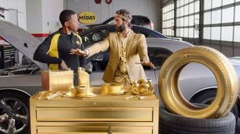Midas Touch Maintenance Package TV Spot, 'Everything'