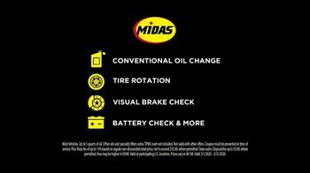 Midas Touch Maintenance Package TV Spot, 'Everything' - Thumbnail 7